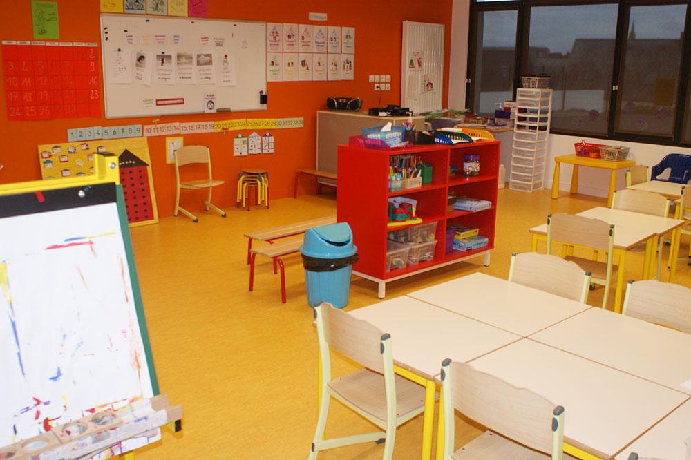 Ecole Maternelle et Primaire Notre Dame à Vitré