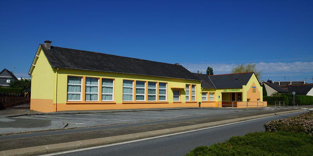 Ecole Maternelle Sainte-Bernadette à Vitré