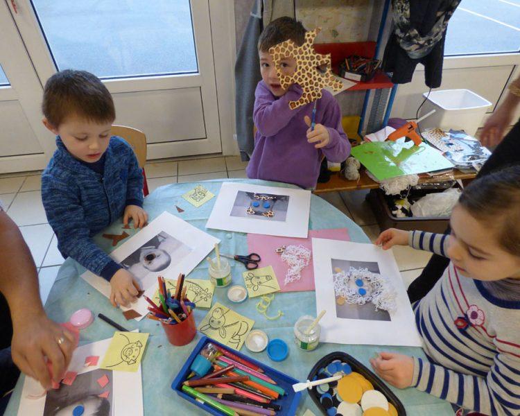 La Semaine Trans'arts Sainte-Bernadette à Vitré