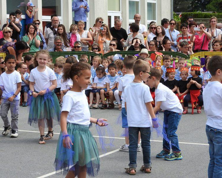 La Fête De L'école Sainte Bernadette à Vitré (35)