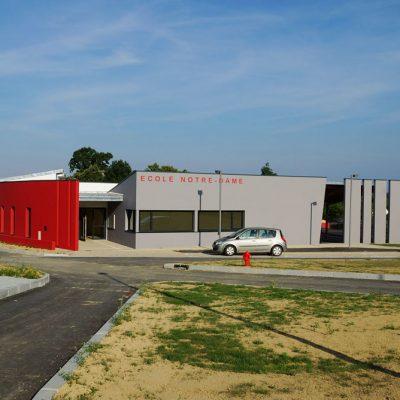 Ecole Notre-Dame à Vitré (35)