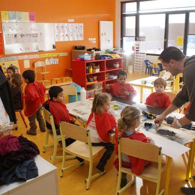 Classe De Maternelle En école Privée à Vitré