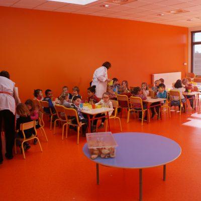 L'heure Du Repas En Maternelle école Privée De Vitré