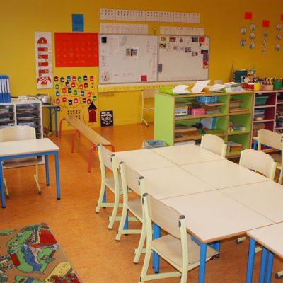 Classe De Maternelle école Privée De Vitré