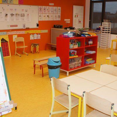 Salle De Classe école Maternelle Privée De Vitré