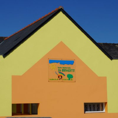 Ecole Sainte Bernadette Vitré (35)