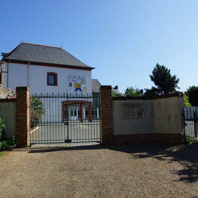 Ecole Sainte Thérèse à Vitré (35)