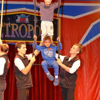 Projet Cirque Ecole Sainte Therese (Vitré 35)