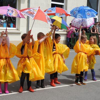 La Fête De L'école Sainte Bernadette à Vitré